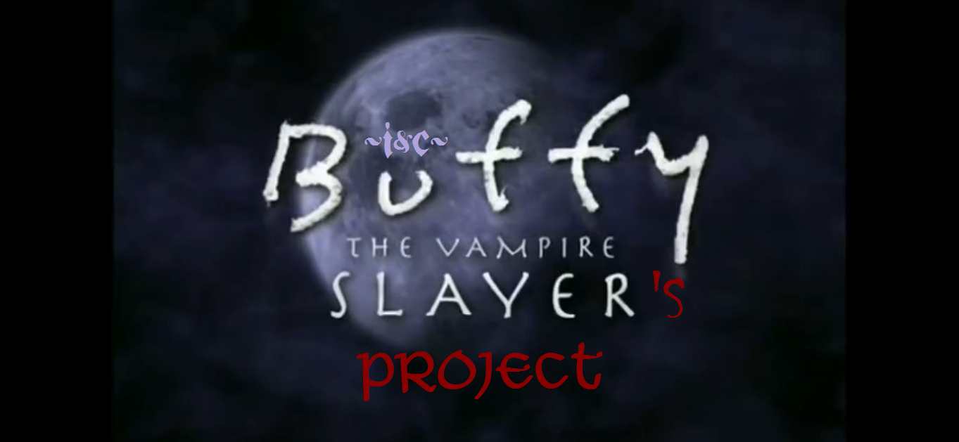 Buffy Logo Name