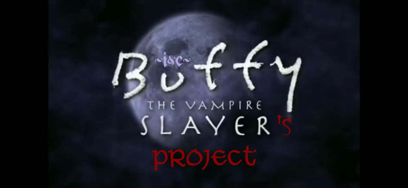 Buffy Logo Name