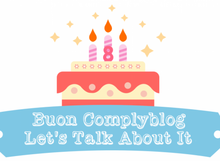 Un altro Complyblog, chiacchiare e acquisti estivi