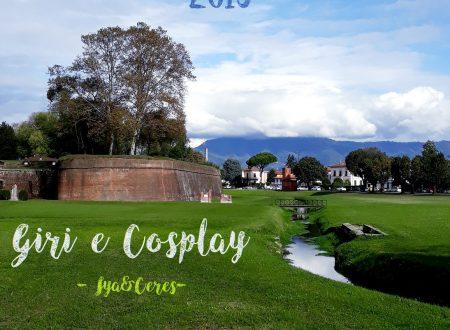 Lucca Comics 2019 – Giri e Cosplay
