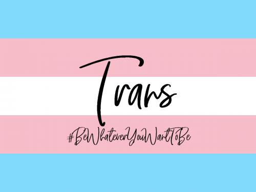 Essere transessuali [#BeProud]